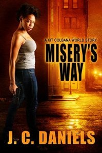 Release Day Blast: Misery's Way by J.C. Daniels