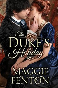 Review: The Duke's Holiday by Maggie Fenton