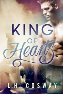 Review: King of Hearts by L.H. Cosway