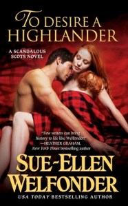 To Desire a Highlander by Sue-Ellen Welfonder