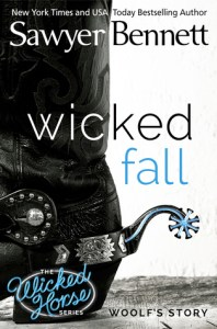 Wicked Wednesday: Top Ten Reasons to Read – Wicked Fall by Sawyer Bennet