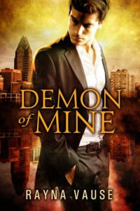 Review: Demon of Mine by Rayna Vause