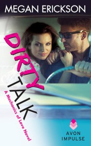 Review: Dirty Talk by Megan Erickson