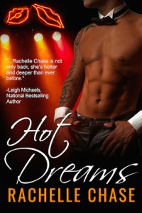 Review: Hot Dreams by Rachelle Chase