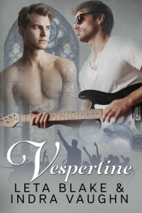 Review: Vespertine by Leta Blake & Indra Vaughn