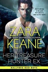 Review: Her Treasure Hunter Ex by Zara Keane