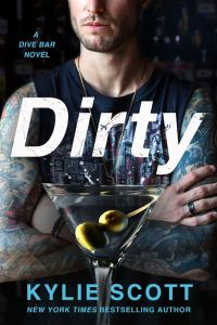 Cover Reveal: Dirty by Kylie Scott