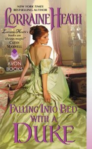 Review:Falling Into Bed With a Duke by Lorraine Heath
