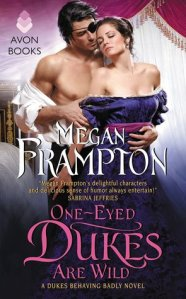 Review: One-Eyed Dukes Are Wild by Megan Frampton