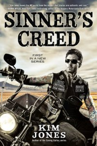 Review: Sinner's Creed by Kim Jones