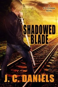 Exclusive Excerpt from J.C. Daniels's Shadowed Blade (#5 Colbana Files Series)