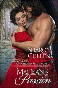Review: MacLean's Passion by Sharon Cullen