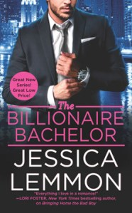 Review: The Billionaire Bachelor by Jessica Lemmon