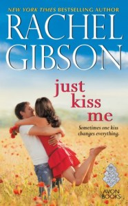 Review: Just Kiss Me Rachel Gibson