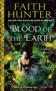 Review: Blood of the Earth by Faith Hunter