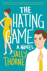 Review and Giveaway: The Hating Game by Sally Thorne