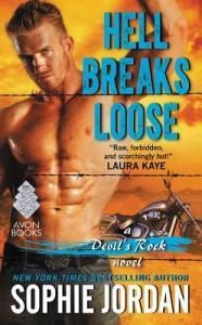 Review: Hell Breaks Loose by Sophie Jordan