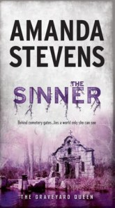 Review: The Sinner by Amanda Stevens