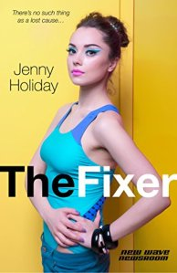 Review: The Fixer by Jenny Holiday