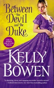 Review: Between the Devil and the Duke by Kelly Bowen