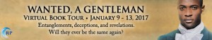 Wanted, A Gentleman Book Tour *Giveaway*