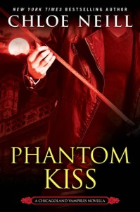 Review: Phantom Kiss by Chloe Neill