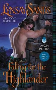 Review: Falling for the Highlander by Lynsay Sands