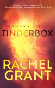 Review: Tinderbox by Rachel Grant