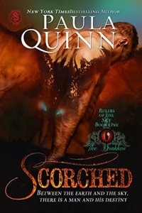 Review: Scorched by Paula Quinn