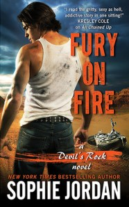 Review: Fury on Fire by Sophie Jordan