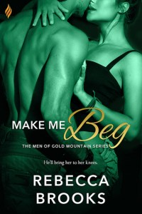Review: Make Me Beg by Rebecca Brooks