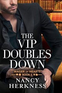 Review: The VIP Doubles Down by Nancy Herkness