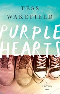 Review: Purple Hearts by Tess Wakefield