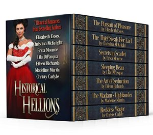 Historical Hellions: Seven Historical Romances for a Limited low Price!