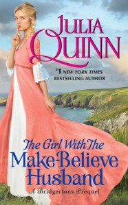 Review: The Girl with the Make-Believe Husband by Julia Quinn