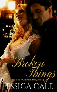 Review: Broken Things by Jessica Cale
