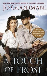 Review: Touch of Frost by Jo Goodman