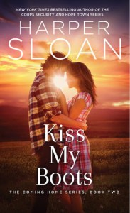 Review: Kiss My Boots by Harper Sloan
