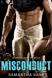 Review: Misconduct by Samantha Kane