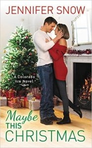 Review: Maybe This Christmas by Jennifer Snow