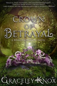 Review: Crown of Betrayal by Graceley Knox