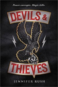 Review: Devils and Thieves by Jennifer Rush