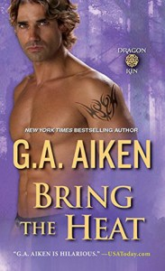 Review: Bring the Heat by G.A. Aiken