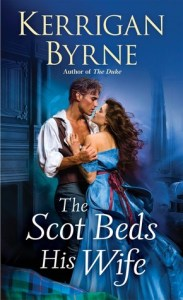 Review: The Scot Beds His Wife by Kerrigan Byrne