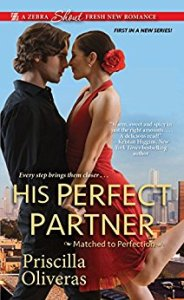 Review: His Perfect Partner by Priscilla Oliveras