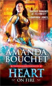 Guest Post: Griffin's POV from Amanda Bouchet!