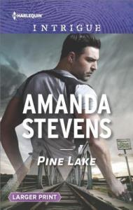 Review: Pine Lake by Amanda Stevens