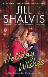 Review: Holiday Wishes by Jill Shalvis