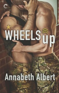 First Kiss Excerpt! Wheels Up by Annabeth Albert