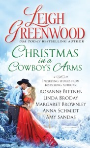 Feature: Christmas in a Cowboy's Arms Anthology